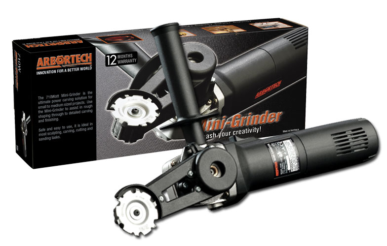 Arbortech Fully Assembled Mini-Carver Power Tool by Arbotech
