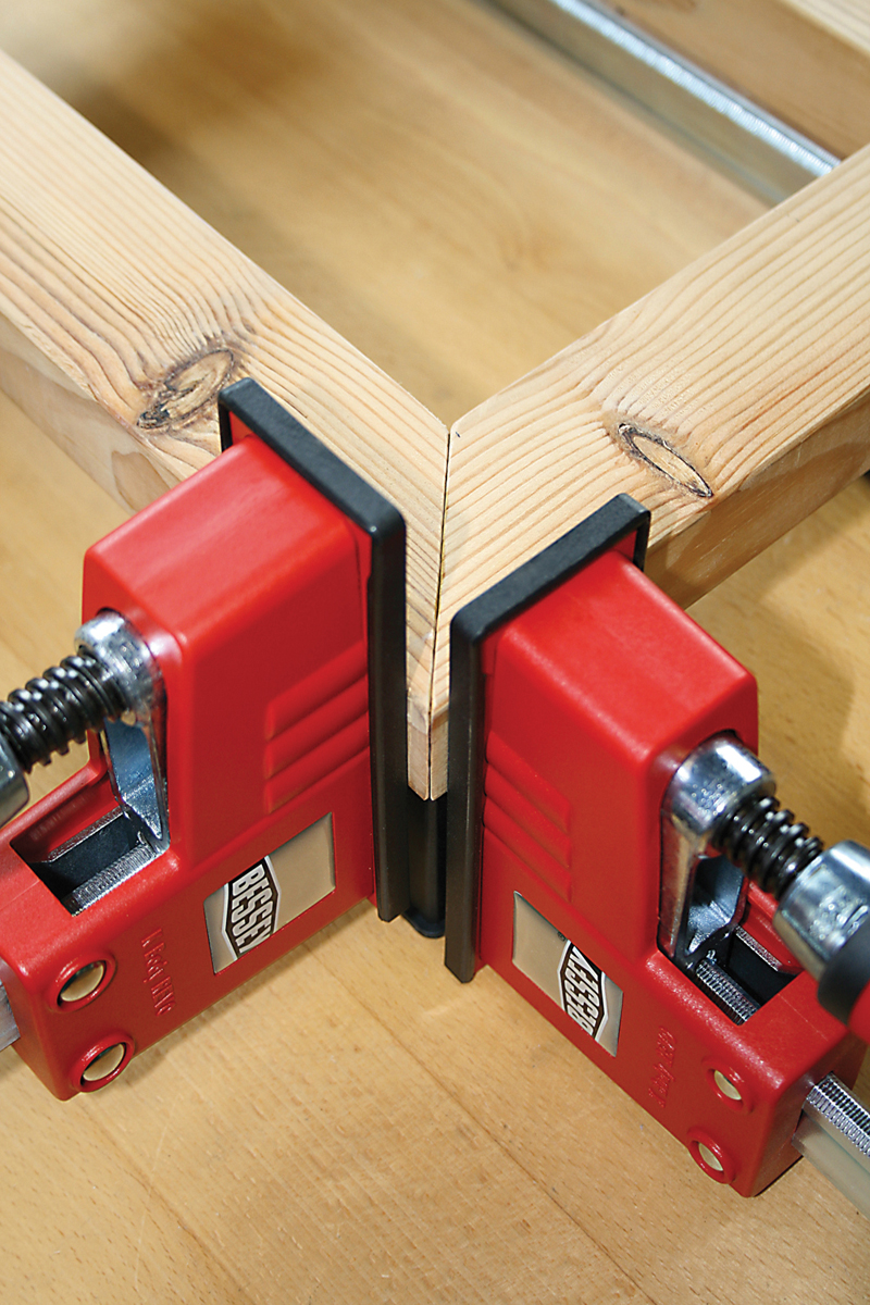 Bessey Kr3 524 K Body 174 Revo Parallel Clamp With Composite
