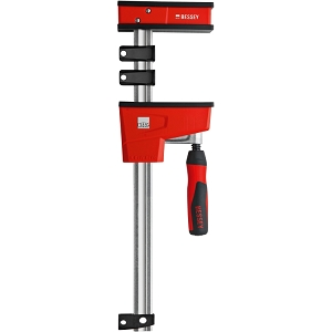 Bessey KRE3540 Clamp, parallel, 40 x 3-3/4 In.