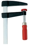 Bessey LM2.012 BESSEY® light duty clamp with light weight die cast zinc jaws, 12 inch capacity 2 inch throat depth