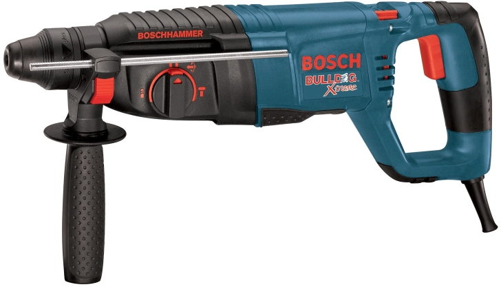 Bosch 11255VSR 1 In. SDS-plus Bulldog Extreme Rotary Hammer