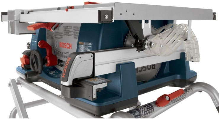 Bosch 4100 10 10 In Worksite Table Saw With Gravity Rise