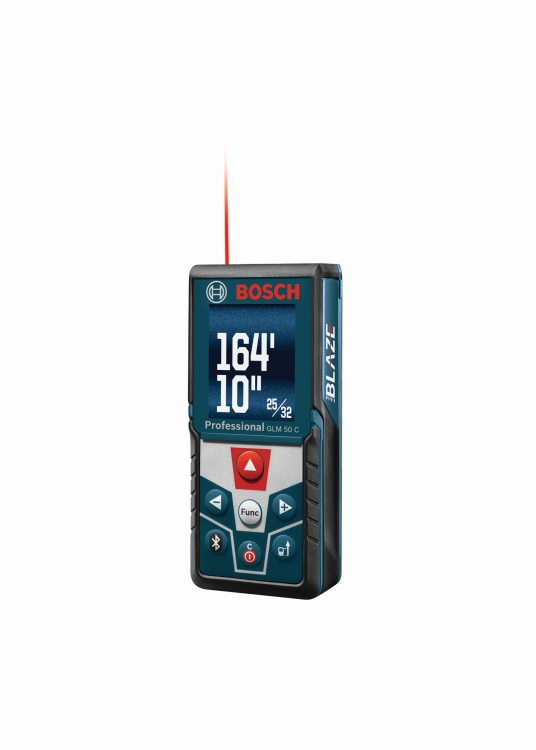 Bosch GLM50C 165 Ft. Laser Measure