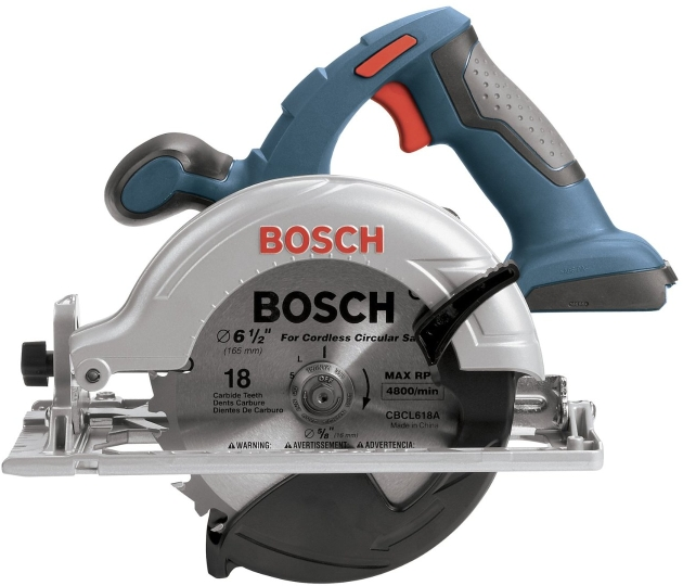 Bosch CCS180B 18V 6-1/2 In. Circular Saw (Bare Tool)