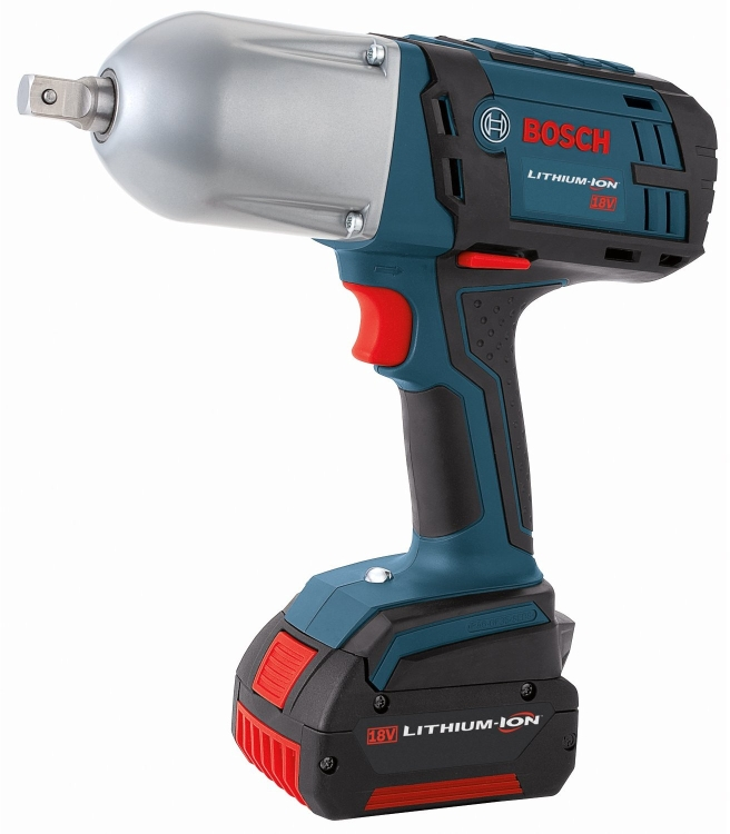 Bosch HTH181-01 18 V High Torque Impact Wrench with Pin Detent