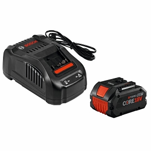 Bosch GXS18V-12N14 18V CORE18V Starter Kit with (1) CORE18V 8.0 Ah Performance Battery