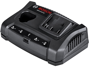 Bosch GAX1218V-30 18V/12V Dual-Bay Battery Charger