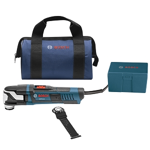 Bosch GOP55-36B 2 pc. StarlockMax® Oscillating Multi-Tool Kit