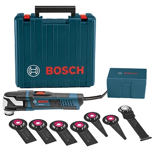 Bosch GOP55-36C1 8 pc. StarlockMax® Oscillating Multi-Tool Kit