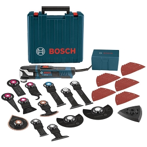 Bosch GOP55-36C2 40 pc. StarlockMax® Oscillating Multi-Tool Kit