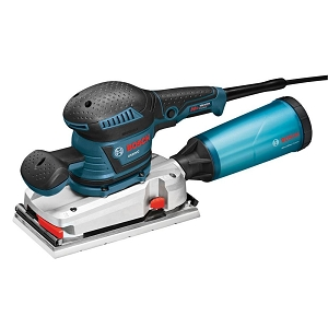 Bosch OS50VC Half-Sheet Orbital Finishing Sander with Vibration Control and SheetLoc™ Supreme