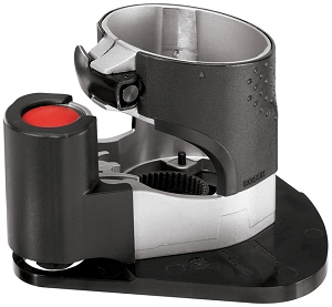 Bosch PR004 Palm Router Offset Base with Roller Guide