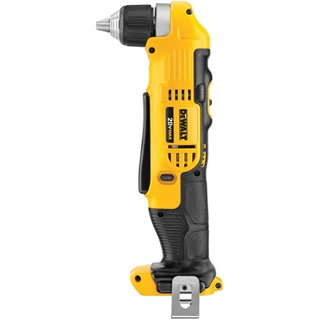 Dewalt DCD740B 20V MAX* Lithium Ion 3/8 Right Angle Drill/Driver (Tool Only)