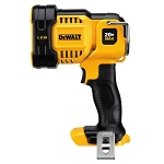 Dewalt DCL043 20V MAX* Jobsite LED Spotlight