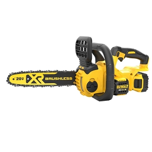 Dewalt DCCS620P1 20V MAX* XR Compact 12 in. Cordless Chainsaw Kit
