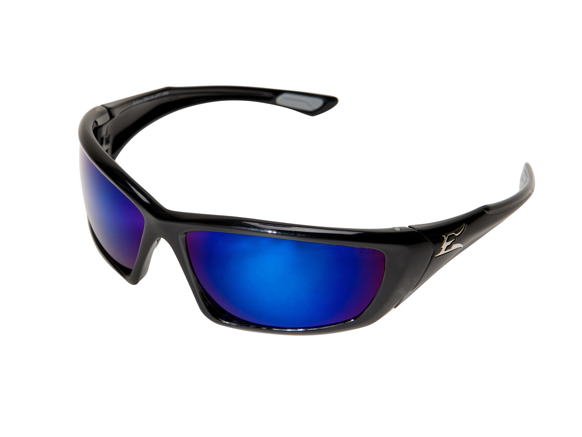 Edge Eyewear TXRAP418 Robson - Black / AP Blue Mirror Lens