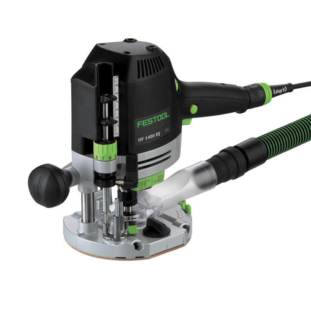 Festool 574342 OF 1400 EQ Plunge Router
