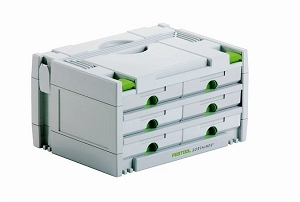 Festool 491984 SORTAINER SYS 3-SORT/6