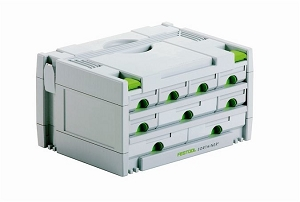 Festool 491985 SORTAINER SYS 3-SORT/9