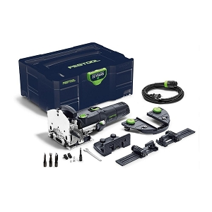 Festool 576693 DOMINO Joiner DF 500 Q-Set DOMINO Emerald Edition
