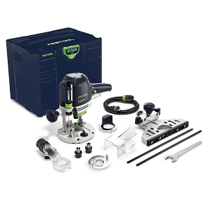 Festool 576692 Router OF 1400 EQ-F-Plus Emerald Edition