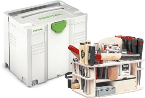Festool 497658 SYSTAINER T-LOC SYS-HWZ
