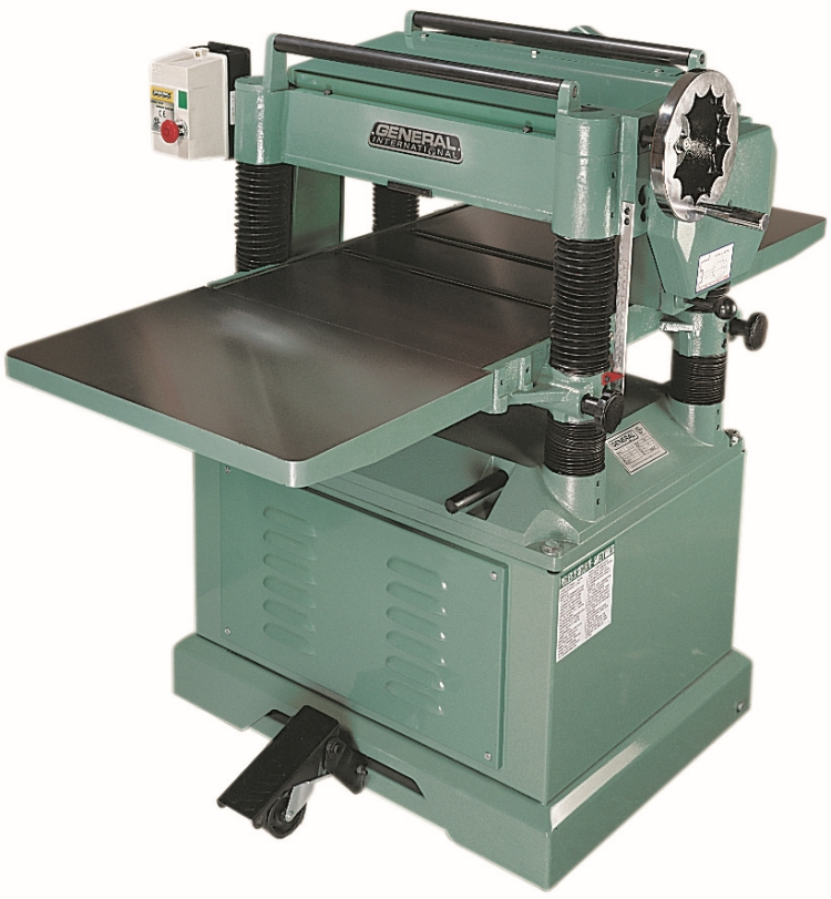 General International 30-300M1 20 in. Surface Planer 3 HP
