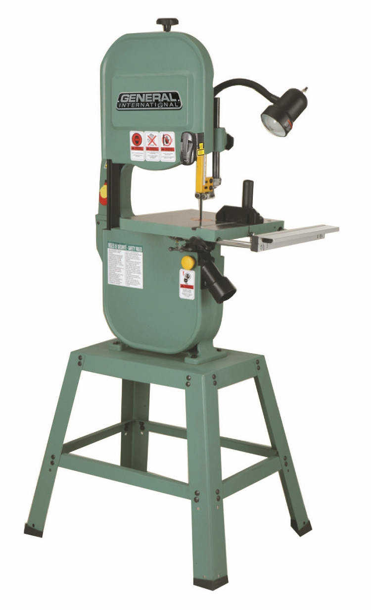 General International 90-060M1 12 in. Wood Bandsaw 1/2 HP