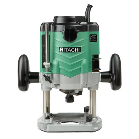 Hitachi M12VE 3-1/4 HP Plunge Router w/ Variable Speed