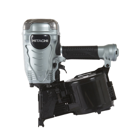 Hitachi NV90AG 3-1/4 in. Coil Framing Nailer (wire collation)