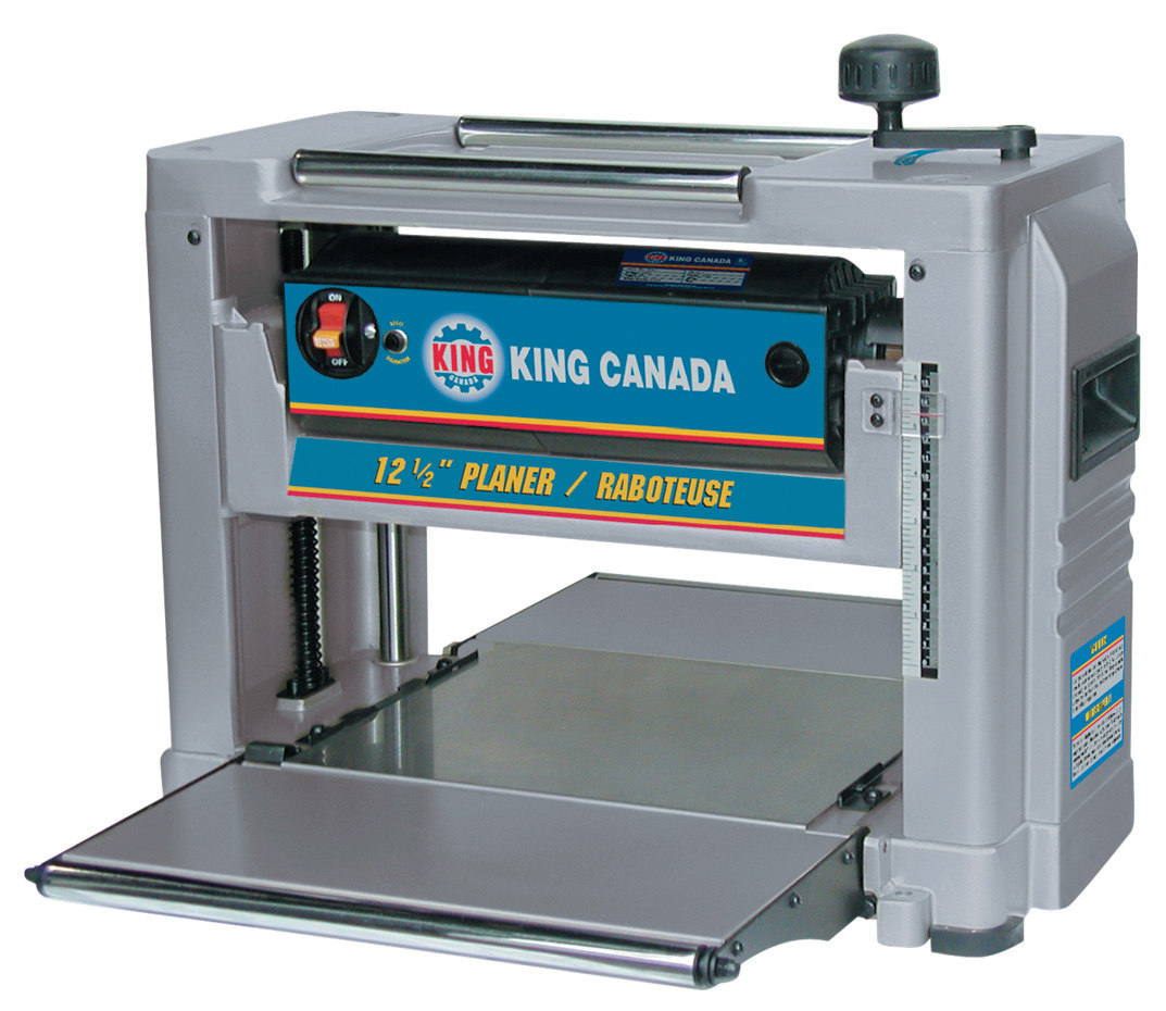 King Canada KC-426C Planer, 12-1/2 Portable