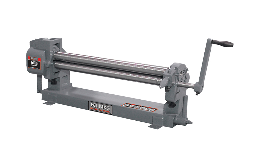 King Industrial KC-S2422 Slip Roll, 24 x 22 ga.