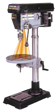 King Canada Kc 116n 13 Quot Bench Model Drill Press 16 Speed