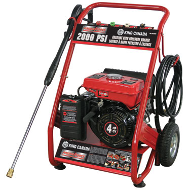 Power Force KPW-2001FM 2000 Psi Gasoline Pressure Washer