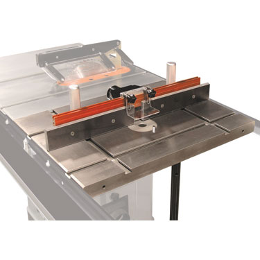 King industrial krt 100 industrial router table and fence attachment keyboard keysfo Image collections