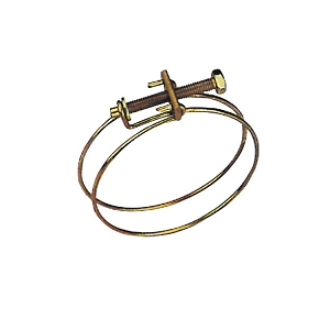 King Canada K-1317 Hose Clamp, 4