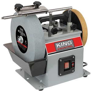 King Industrial KC-4900S Wet/Dry Sharpener