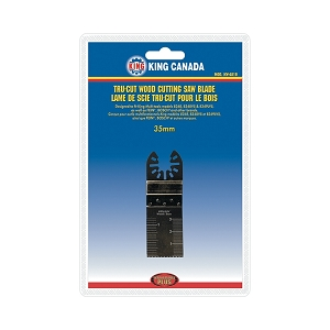 Performance Plus KW-4819 Wood Cutting Saw Blade, 35mm, Tru-cut