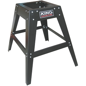 King Industrial SS-1050ST Stand, for Hollow Chisel Mortiser MA-1050ST
