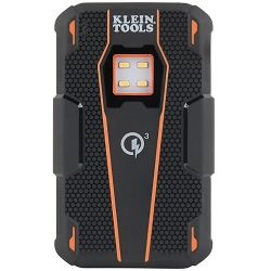 Klein KTB2 Portable Jobsite Rechargeable Battery, 13400mAh
