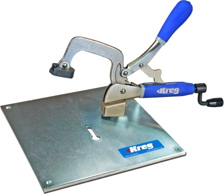 Kreg KKS-KLBKSYS Heavy-Duty Bench Klamp System)