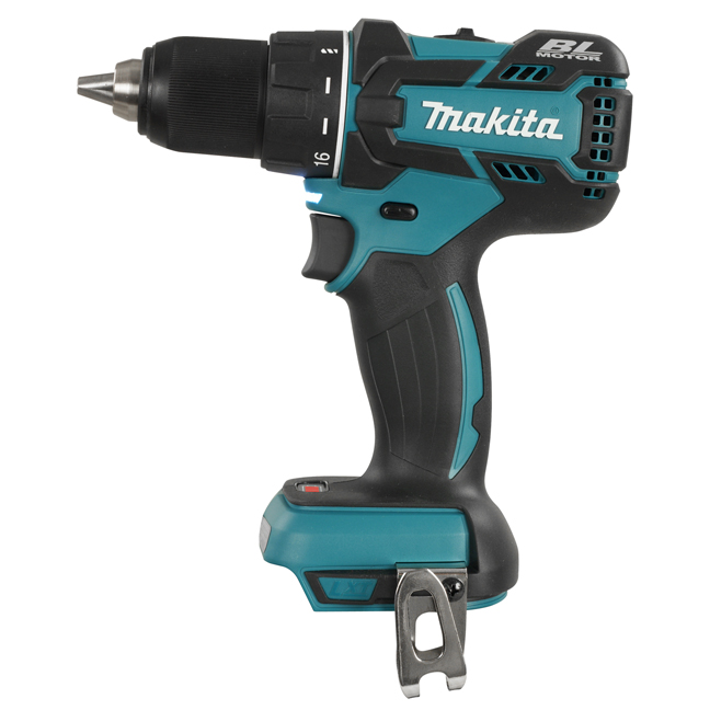 Makita Ddf480z 18v 1 2 Cordless Driver Drill With Brushless Motor Tool Only
