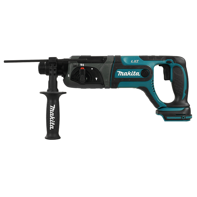 makita dhr241z 18v 15 16 cordless rotary hammer drill. Black Bedroom Furniture Sets. Home Design Ideas