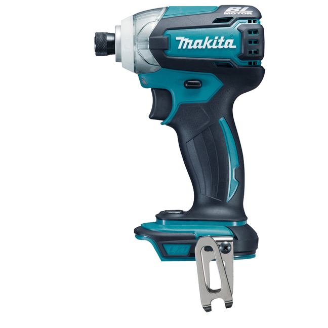 Makita DTD147Z 18V 1/4 in. Cordless Impact Driver With Brushless Motor (Tool Only)