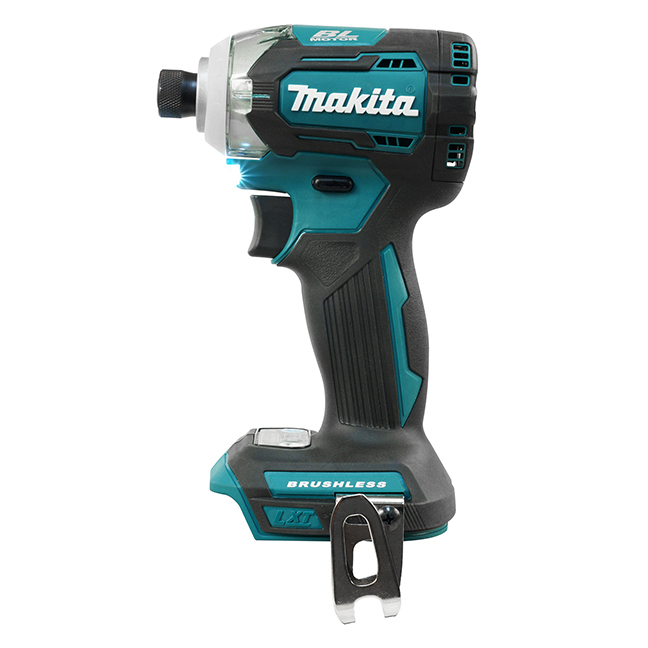 Makita DTD170Z 1/4 Cordless Impact Driver with Brushless Motor