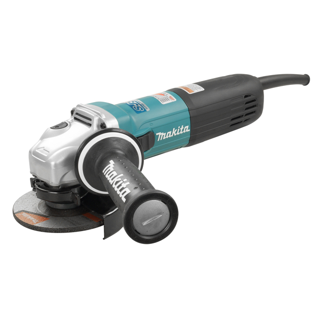 Makita Ga4542c01 4 1 2 Quot Variable Speed Angle Grinder