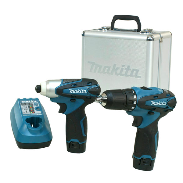 makita lct209 12v 2 piece cordless combo kit. Black Bedroom Furniture Sets. Home Design Ideas