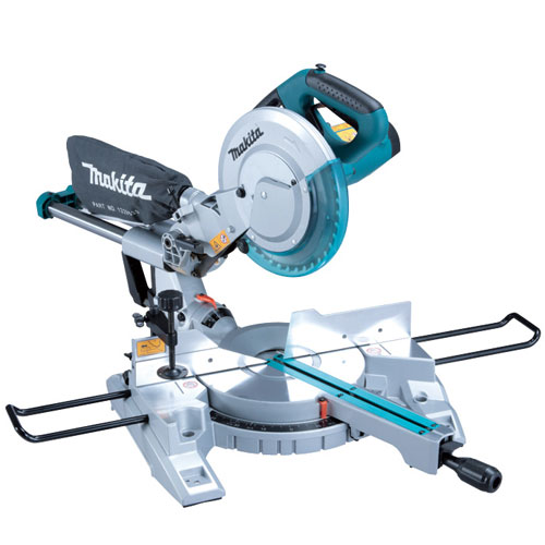 Makita LS1017L 10 Sliding Compound Mitre Saw With Laser