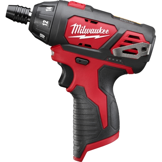 Milwaukee 2401 20 M12 1 4 Quot Hex Screwdriver Bare Tool