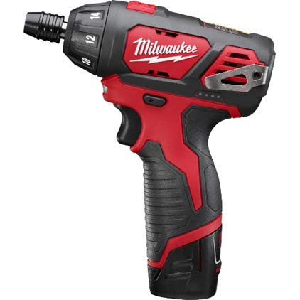Milwaukee 2401-22 M12 1/4 Hex Screwdriver Kit